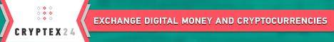 Cryptex24.com: Bitcoin exchange service accepting WU/MG/RIA